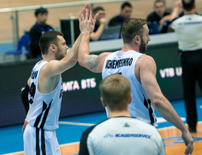 Watch: Astana vs. Nizhny Novgorod Highlights