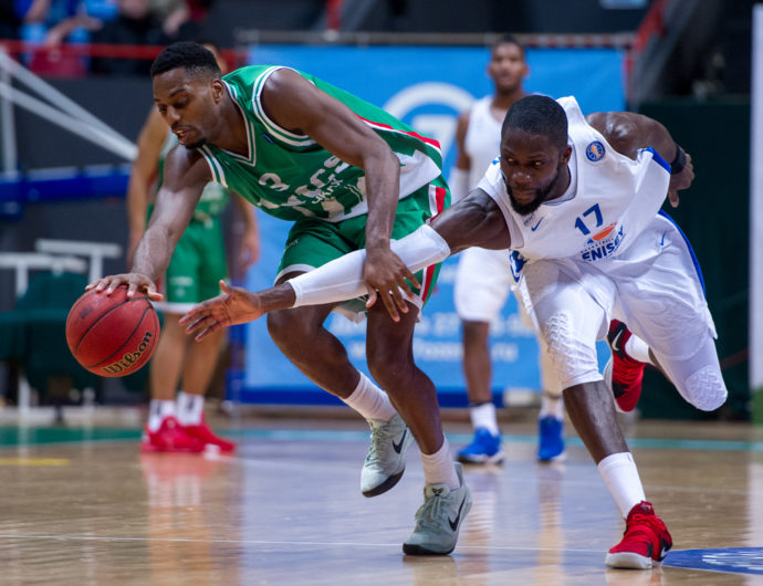 UNICS Cools Off Enisey