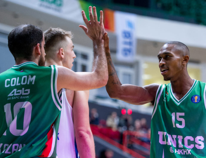 Watch: UNICS vs. Enisey Highlights