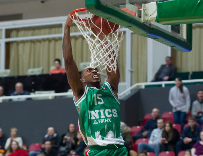 Watch: UNICS vs. PARMA Highlights