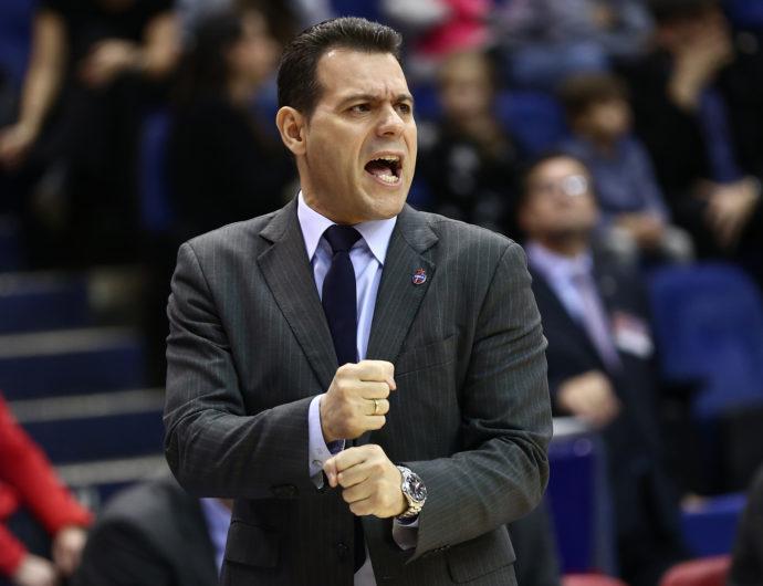 Димитрис Итудис: «Баскетбол — спорт для умных людей»