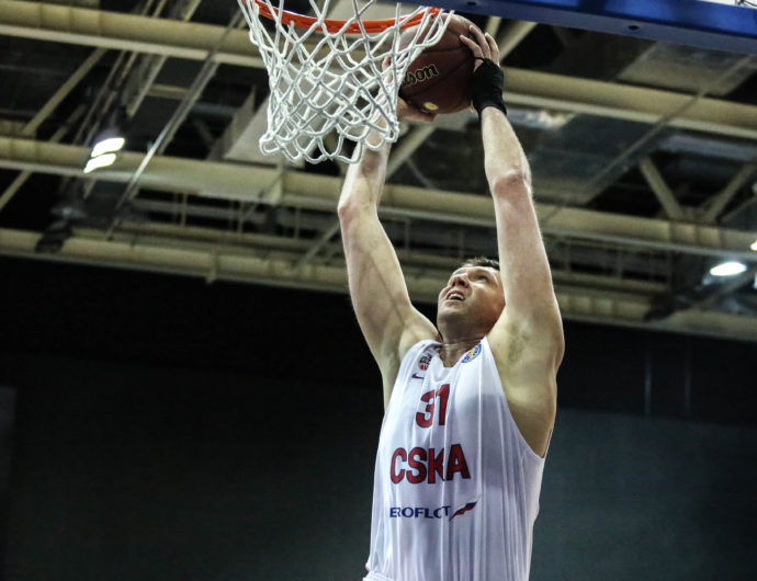 Watch: Tsmoki-Minsk vs. CSKA Highlights