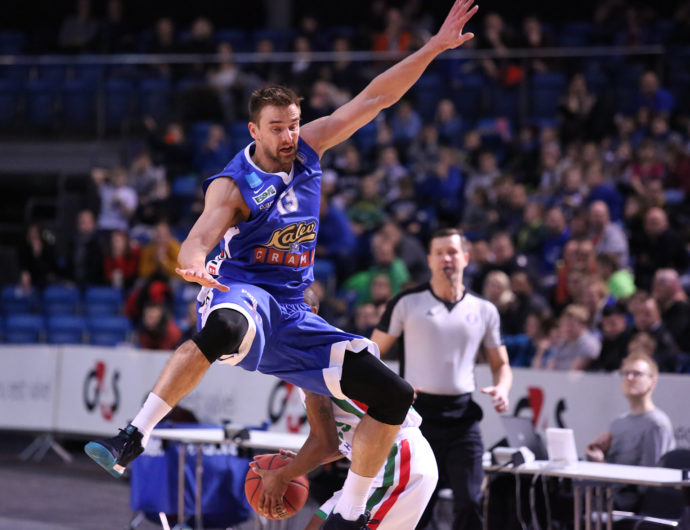 Watch: Kalev vs. UNICS Highlights