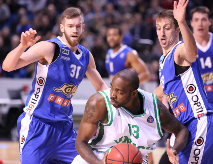 UNICS Defeats Kalev, Remains In 1st Place