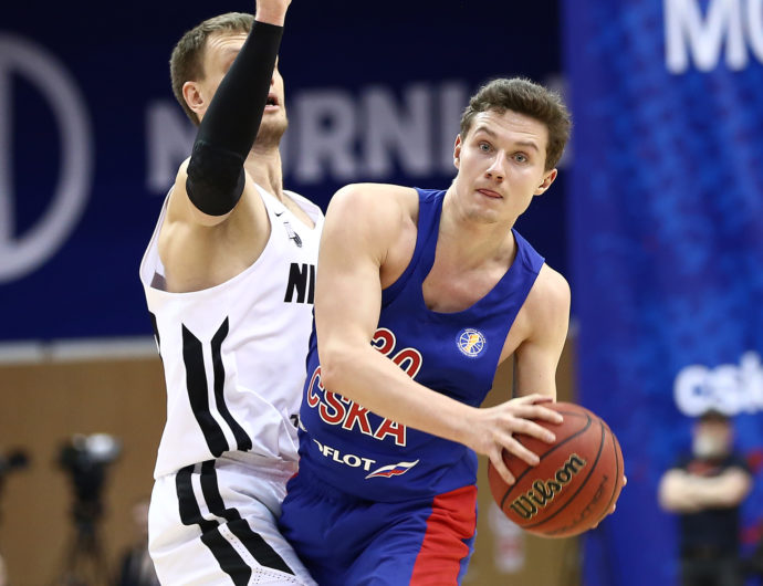 Mikhail Kulagin Replaces Alexey Shved At The All-Star Game
