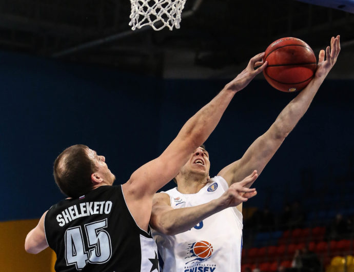 Watch: Enisey vs. Avtodor Highlights
