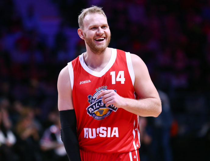 Anton Ponkrashov To Compete In Three-Point Contest