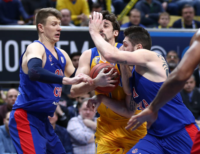 Why CSKA – Khimki Is Still The Biggest Rivalry In Russian Basketball