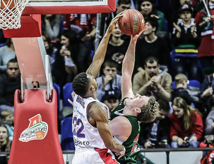 Watch: Lokomotiv-Kuban vs. CSKA Highlights