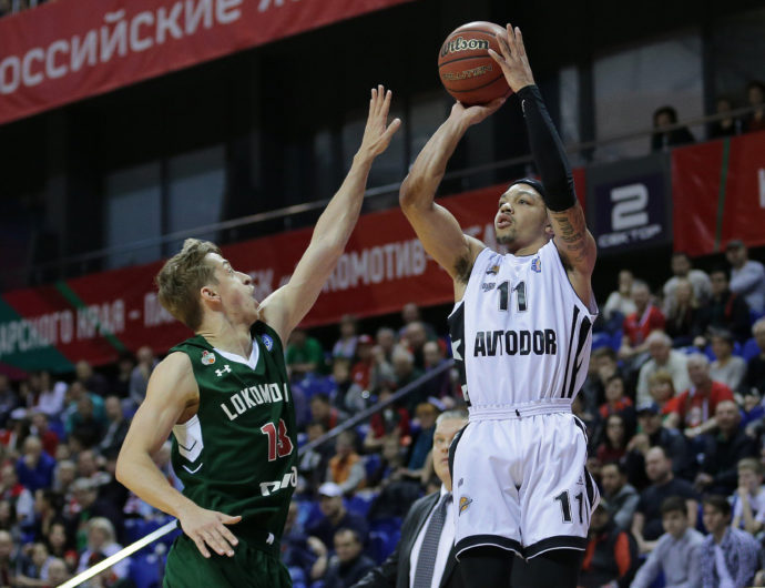 Star Performance: Justin Robinson vs. Lokomotiv-Kuban