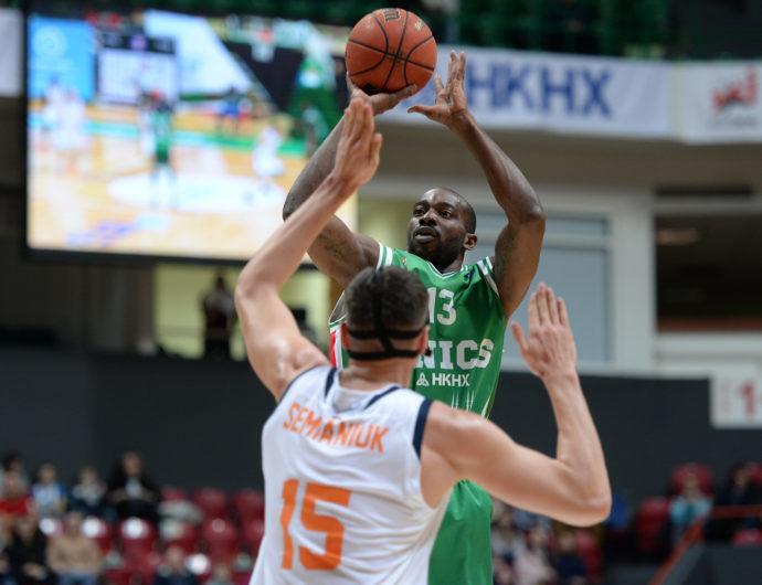 Kazan Blitzes Minsk In 25-Point Win