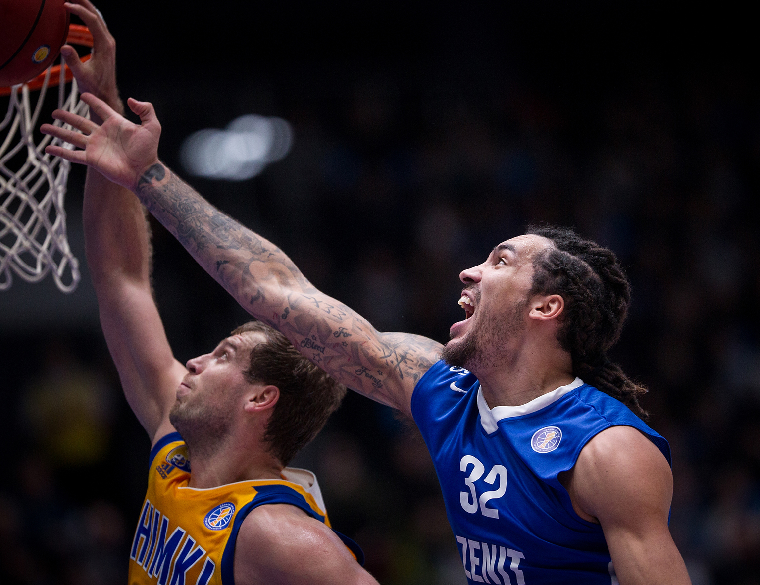 Khimki Wins All-Star Tuneup In St. Petersburg