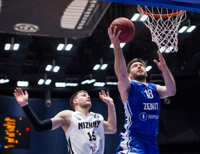 Zenit Earns Comeback Win vs. Nizhny Novgorod