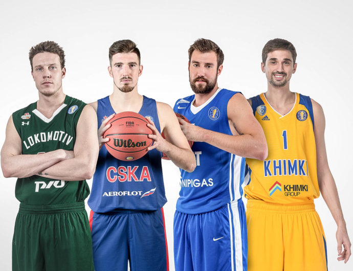 All-Star Appetizer: Loko vs. CSKA And Zenit vs. Khimki