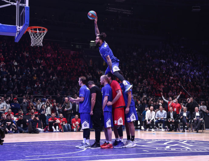 2018 All-Star Game: UNDER ARMOUR Slam Dunk Contest