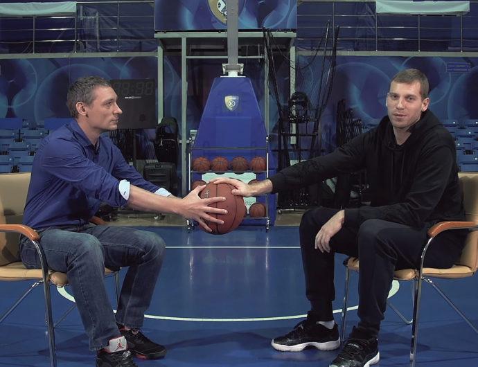 «Честное баскетбольное»: Сергей Моня