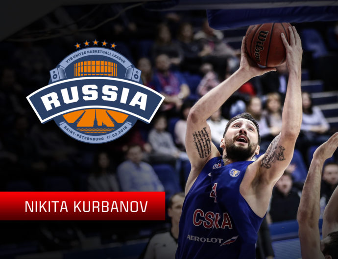 Starting For The Russian Stars: Nikita Kurbanov