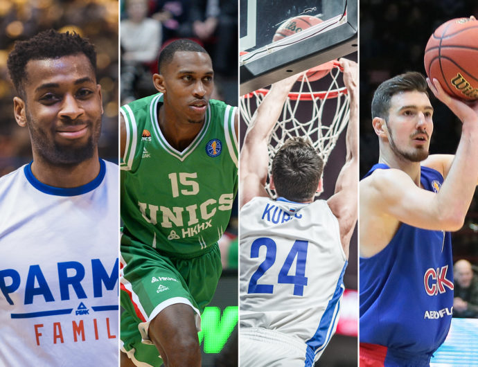 Weekend Stars: De Colo, Smith, Miller-McIntyre And Kuric