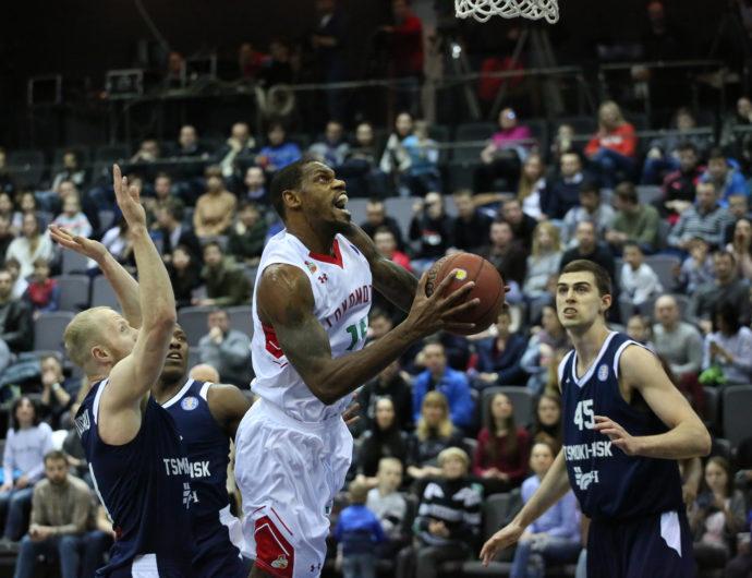 Watch: Tsmoki-Minsk vs. Lokomotiv-Kuban Highlights