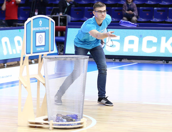 Update On The BASKETBOTTLE Competition Among League Teams