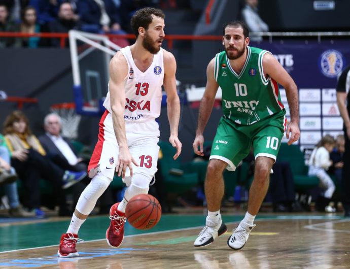 UNICS And CSKA Clinch Playoff Berths