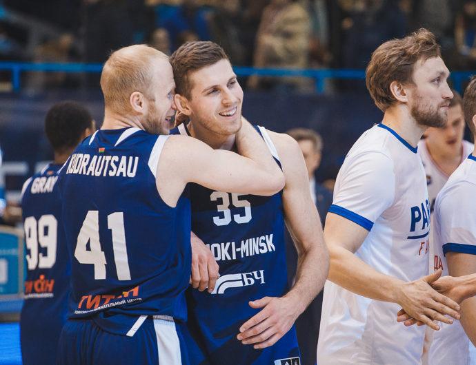 6 команд в гонке за плей-офф, 7 трехочковых Чераповича и 1 усиление в «Локо». Главные сюжеты недели