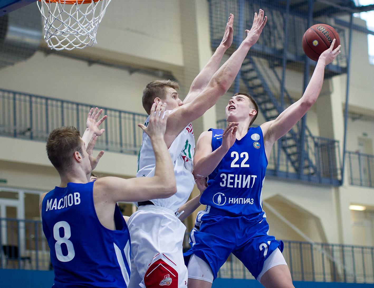 Завершился регулярный сезон Единой молодежной Лиги ВТБ-2017/18