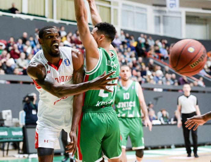 Watch: UNICS vs. Lokomotiv-Kuban Highlights