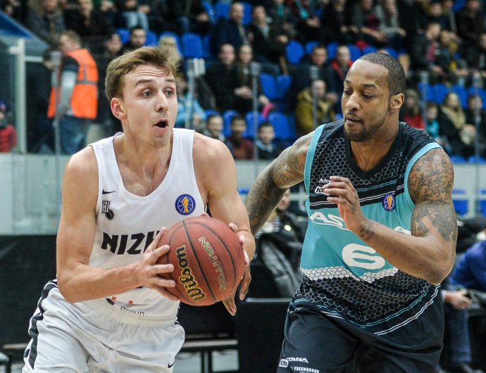 Nizhny Madness: Komolov Sinks Astana At The Buzzer