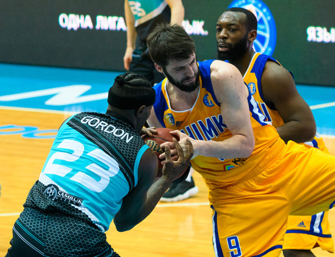 Khimki Loses In Astana Without Shved