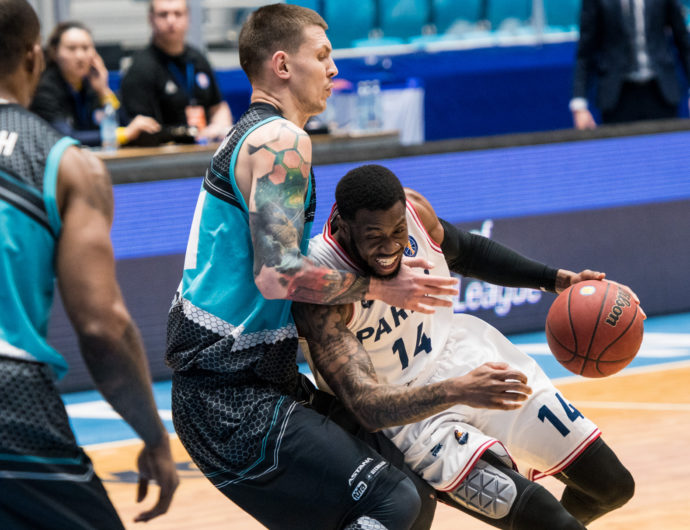 PARMA Defeats Astana, Moves Up Standings