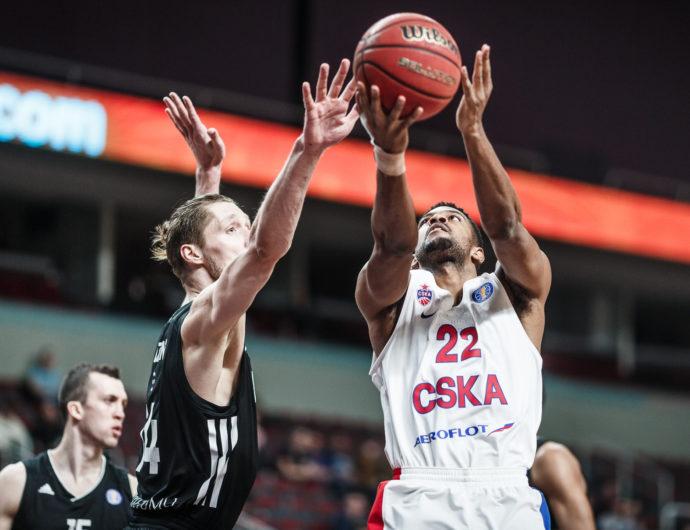 Watch: VEF vs. CSKA Highlights