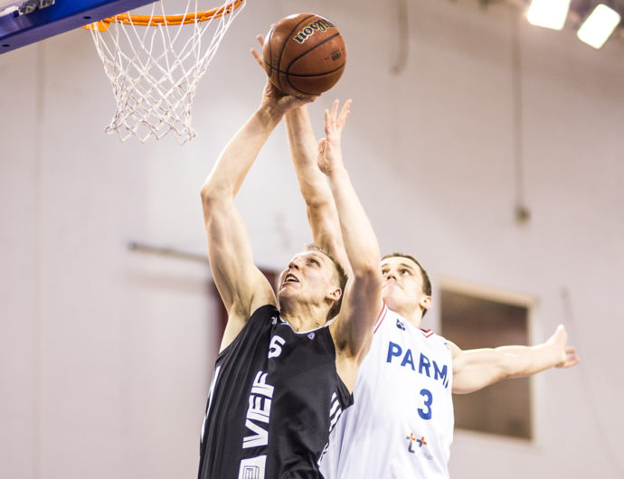 VEF Wears Down PARMA, Takes Over 8th