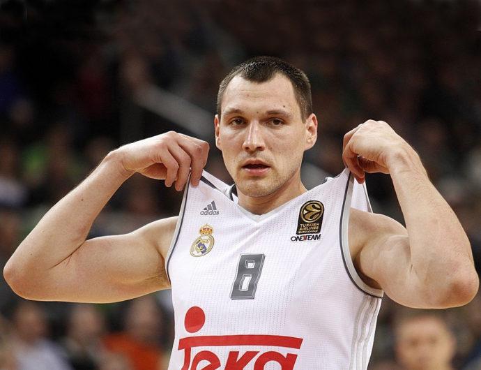 Jonas Maciulis Signs With Lokomotiv-Kuban