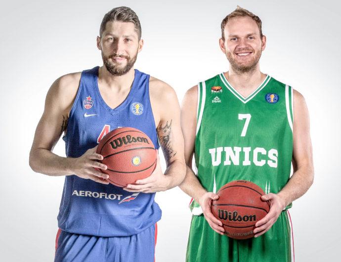First-Place Showdown: CSKA vs. UNICS