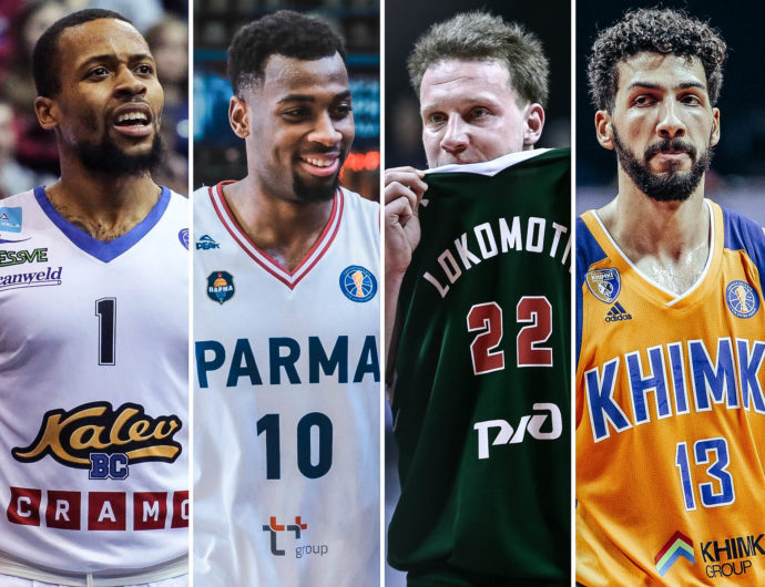 Six Breakout Players In The VTB United League