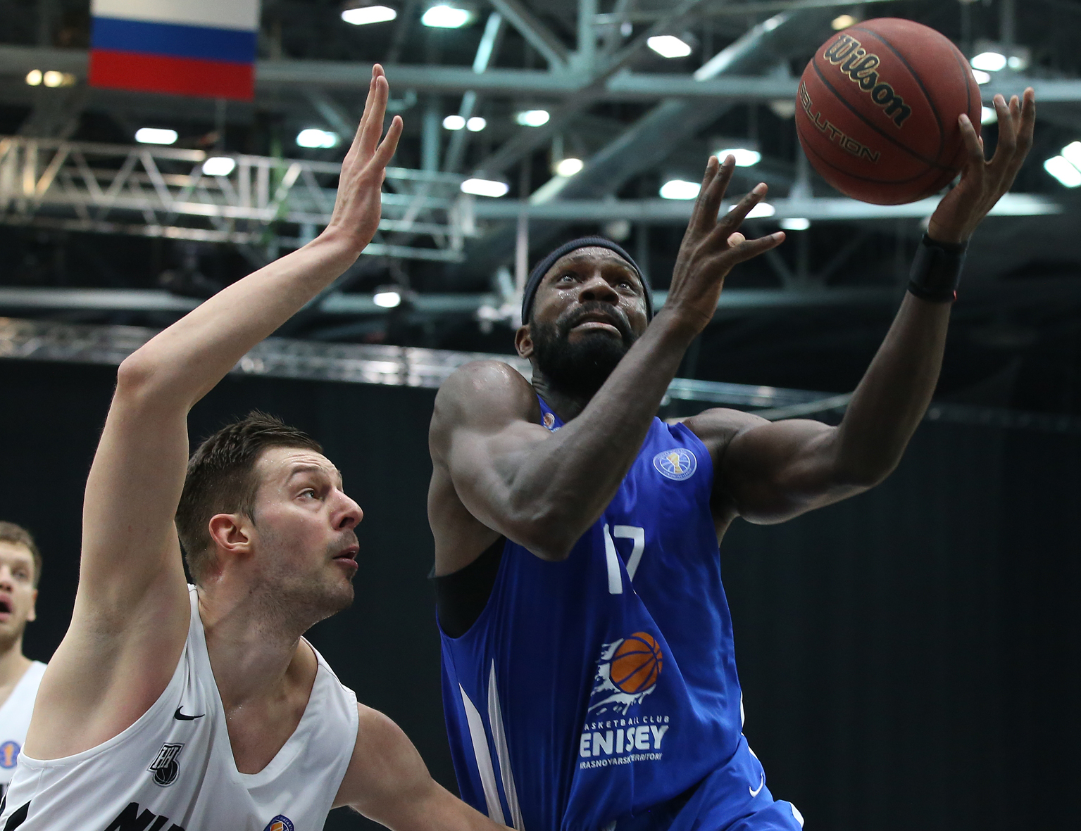 Enisey Outlasts Nizhny Novgorod On The Road