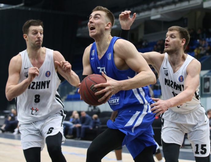 Watch: Nizhny Novgorod vs. Enisey Highlights