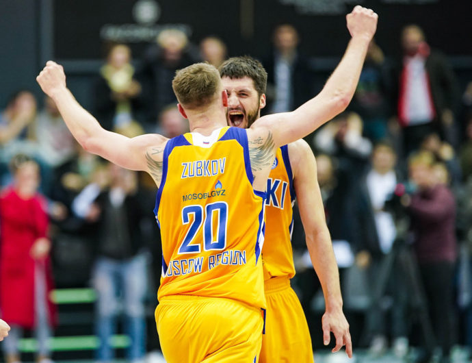Week In Review: Markovic Hits Halfcourt Buzzer-Beater, UNICS Mounts Record Comeback, Kalev Misses Playoffs