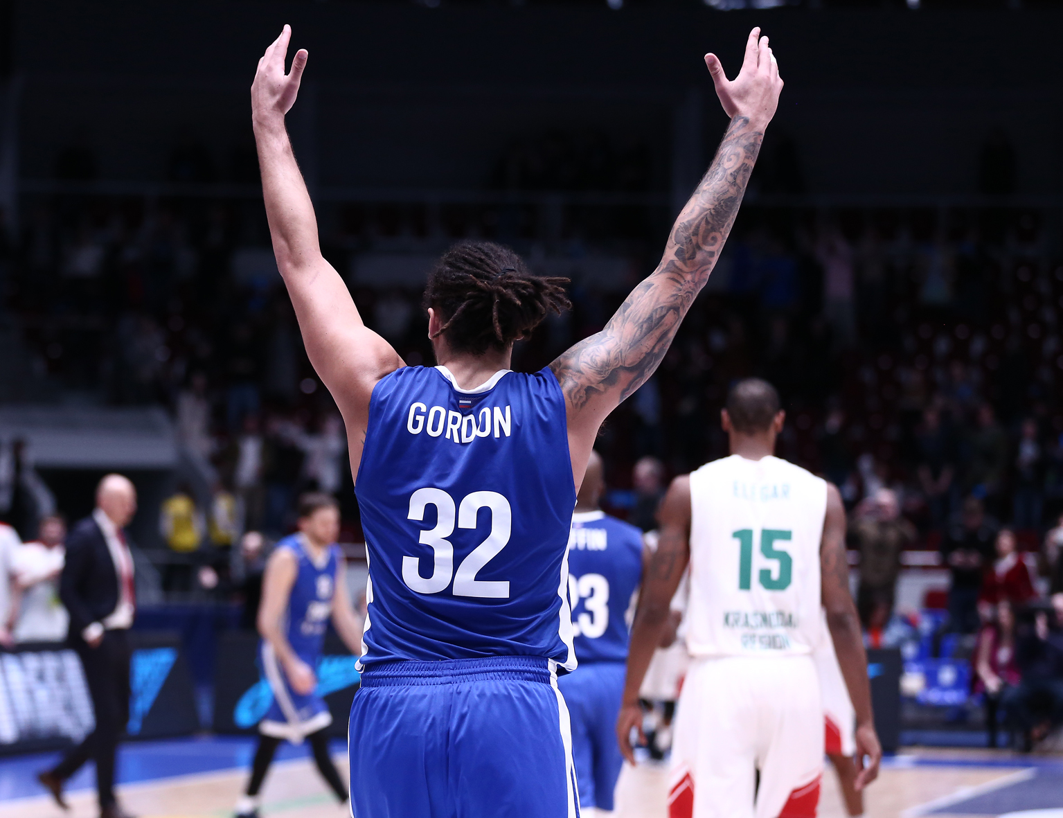 Gordon Rescues Zenit With Tip-In