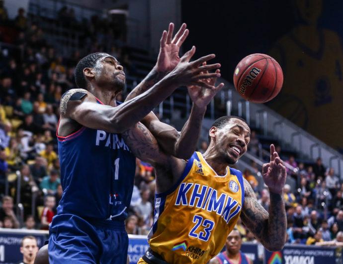 Watch: Khimki vs. PARMA Highlights