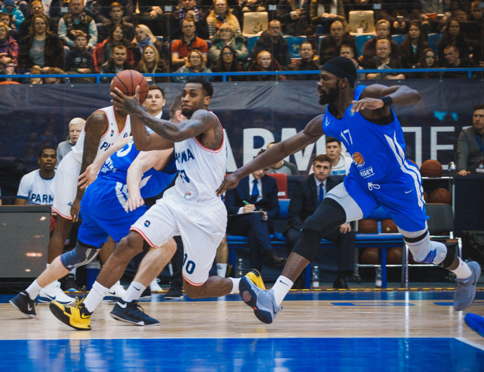 Miller-McIntyre's Triple-Double Leads PARMA Over Reeling Enisey