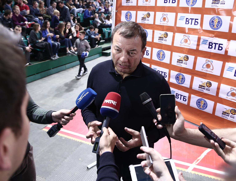Сергей Кущенко: «Финал восьми» в Самаре прошел на высоком уровне