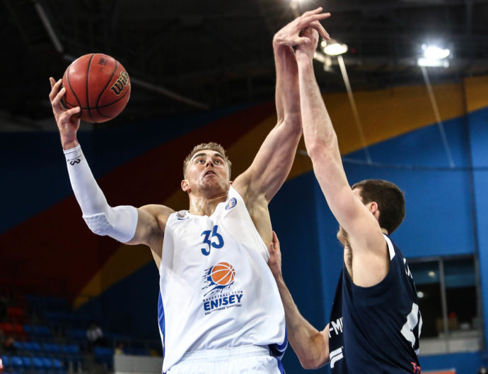 Enisey Escapes Last Place With Win Over Tsmoki