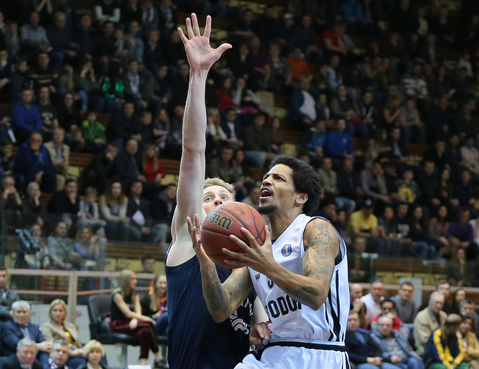 Avtodor Surges In Second Half To Stop Tsmoki