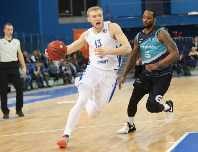Enisey Dings Astana's Playoff Hopes