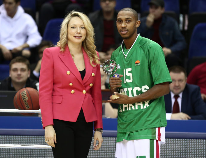 Jamar Smith Named March MVP