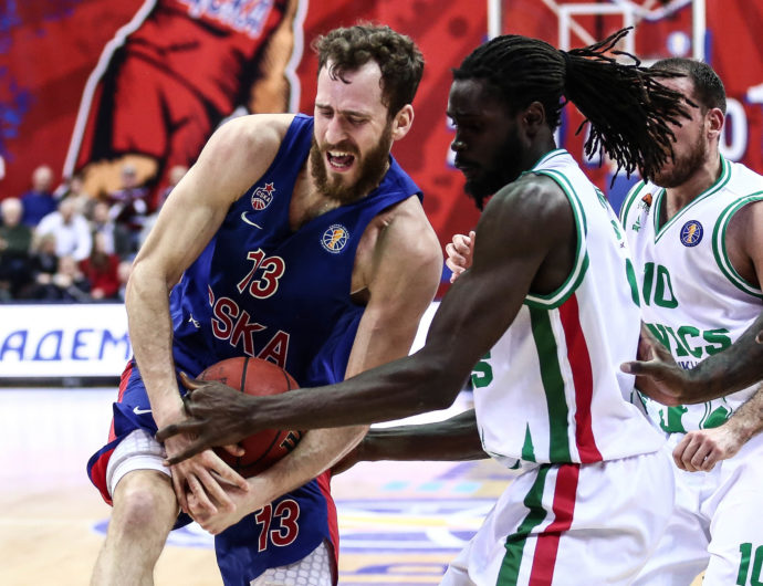 Week In Review: Miller-McIntyre's Triple-Double, Saratov's Eye-Opening Performance And CSKA's 1st-Place Takeover