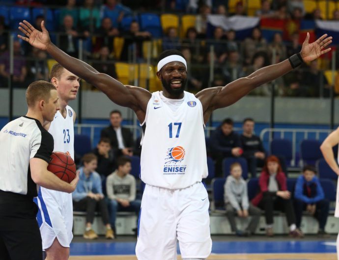 Watch: Enisey vs. Astana Highlights