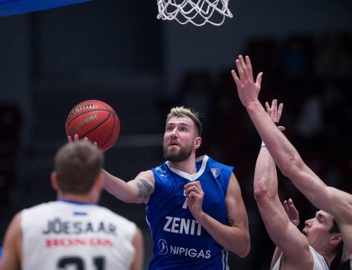Zenit Crushes Kalev's Postseason Hopes
